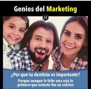 Genios del marketing